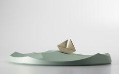 Nestor Campos- wooden bowl