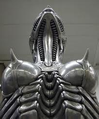 """Giger... la hermosa concepción de lo horroroso... Diseñador de """"Alien"""" y uno de mis artistas favoritos"""