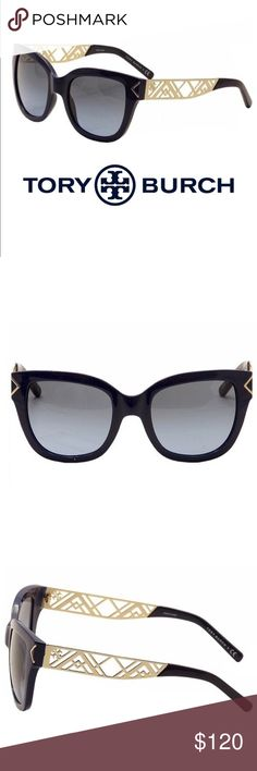 NEW! 😎Tory Burch Classic Square Sunglasses These are absolutely fabulous sunglasses from Tory Burch! Exhibiting class and luxury, they are sure to bring you attention! Details: frame material: plastic, lens type: brown gradient, gradient shape: square, 100% protection from UVA/UVB rays, 100% AUTHENTIC Tory Burch item. Case and sunglasses protector pouch INCLUDED. NEW with tags. RETAIL: $199 Tory Burch Accessories Sunglasses