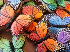 Butterflies | Cookie Connection