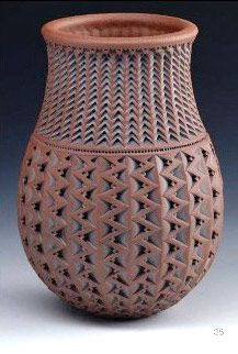 Ken Standhardt Tells How He Gets These Intricate Designs Pottery