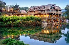 Big Cedar Lodge!