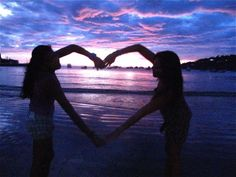 love for my friends is as big as the oceans!!