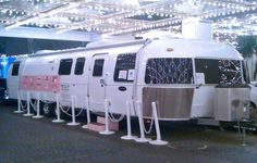 Hugh Hefner bought this cool trailer for Pam Anderson as a gift! Hugh Hefner, Bus Ride, Celebrities, Gift, Wheels, Celebs, Gifts, Celebrity, Famous People