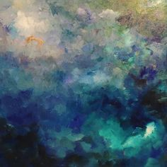 oil painitng, in the sea Paintings, Oil, Painting Art, Painting, Painted Canvas, Drawings, Resim, Butter