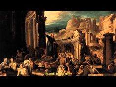 Tomás Luis de Victoria - Ego vir videns (Lectio III) - YouTube ALEPH. I am the man who can see my poverty by the rod of his wrath.  ALEPH. He hath driven and brought me into darkness, and not into light.  O Jerusalem, Jerusalem, return to the Lord thy God.  Performers: Nordic Voices