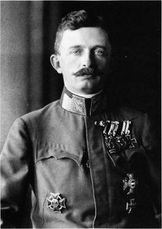 EMPEROR KARL OF AUSTRIA-HUNGARY