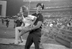Shea Stadium, August 1966.     #beatles #TheBeatles
