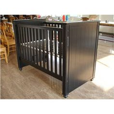 Royale Compact Crib Antiqued Cherry Baby F Pinterest