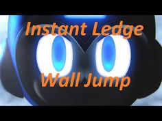 Instant Ledge Wall Jump (ILWJ) technique for Smash - YouTube