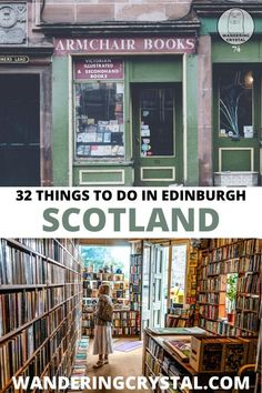 32 Best things to do in Edinburgh Scotland. Edinburgh has Arthur's Seat, Edinburgh Castle, Edinburgh Old Town and ghost tours in the Blair Street Vaults. Old Town Edinburgh, Edinburgh Travel, Visit Edinburgh, Edinburgh Castle, Edinburgh Scotland, Moving To Scotland, Scotland Vacation, Scotland Travel, Free Things