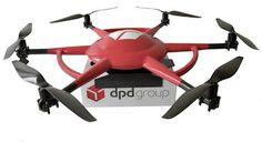 DPDgroup startet den Drohnenverkehr im Linienbetrieb - http://www.logistik-express.com/dpdgroup-startet-den-drohnenverkehr-im-linienbetrieb/