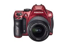 #CustomDSLR PENTAX K-30 Silky Red with a WR Lens! $799