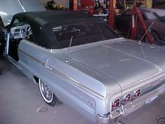 1964 Impala convertible SS Maintenance/restoration of old/vintage vehicles: the material for new cogs/casters/gears/pads could be cast polyamide which I (Cast polyamide) can produce. My contact: tatjana.alic@windowslive.com