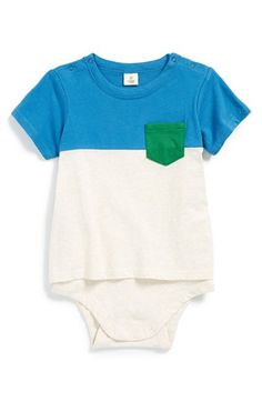 Tucker+++Tate+Colorblock+Bodysuit+(Baby+Boys)+available+at+#Nordstrom