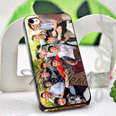 Magcon Boys Tour Photo  iPhone 4/4s/5/5s/5c Case  by 1newport, $14.75