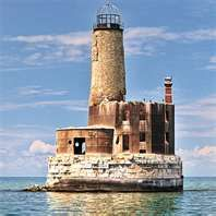 Northern Lake Michigan Lighthouses from Beaver Island for when you feel like you are no longer useful