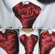 Diy Discover Knot by Boris Mocka Cool Tie Knots Cool Ties Tie Knot Styles Tie A Necktie Necktie Knots Suit Fashion Mens Fashion Men Style Tips Suit And Tie Cool Tie Knots, Cool Ties, Tie Knot Styles, Tie A Necktie, Necktie Knots, Men Style Tips, Suit And Tie, Suit Fashion, Mens Fashion
