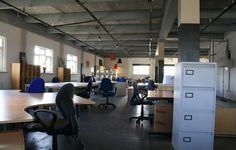 Coworking Space - Main Yard, London, UK