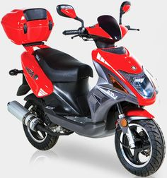 Gas scooter cheap scooters for sale and scooters on pinterest for Cheap gas motor scooters