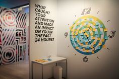 design - Viacom Unveils Pioneering New Research That Decodes the Difference between Impressions and Engagement Installation Interactive, Interactive Exhibition, Interactive Walls, Interactive Display, Exhibition Display, Interactive Design, Interactive Learning, Design Café, Booth Design