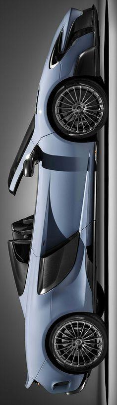 2016 McLaren MSO 675 LT Spider by Levon