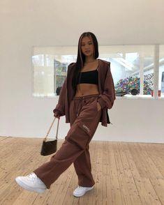Tomboy Fashion, Teen Fashion Outfits, Swag Outfits, Retro Outfits, Look Fashion, Streetwear Fashion, Trendy Outfits, Girl Outfits, Urban Fashion Girls