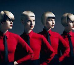 #Futuristic #Fashion #Hair