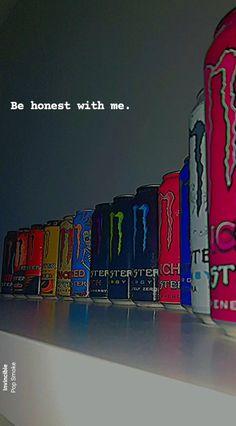 Monster Energy Drink Logo, Monster Energy Girls, Aesthetic Songs, Aesthetic Indie, Trippy Wallpaper, Wallpaper Iphone Cute, Bebidas Energéticas Monster, Monster Pictures, Monster Crafts