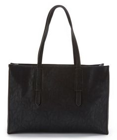Look what I found on #zulily! Black Everyday Tote by Christian Livingston #zulilyfinds