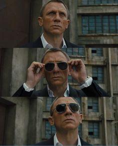 Daniel Craig in Skyfall James Bond, International Man Of Mystery, Daniel Graig, 24 And Me, Tom Ford Sunglasses, Sean Connery, Free Agent, Skyfall, Gentleman