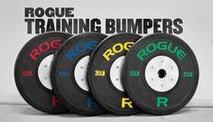 Rogue Training LB Bumper Plates