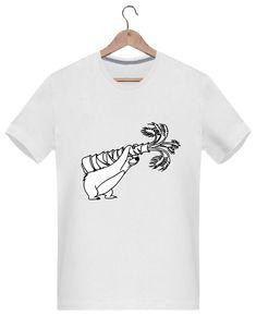 Camiseta Hombre 180g Baloo - tattooanshort - Tunetoo #animales #camiseta #personalizado #moda #ropa #diseño #estilo #lookoftheday