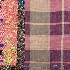Unique Vintage Sari Quilts, $75, now featured on Fab.