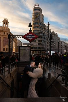 Postboda @ Madrid, España Passion Photography, Weddings, Nice, Countries, Mariage, Wedding, Marriage, Casamento