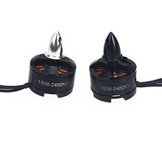 Generic 1 Pair MT1806 2400KV CW CCW Brushless Motor Mini Multi-rotor Motor for Q250 FPV KK 260 RC Quadcopter 4-axle Aircraft * Be sure to check out this awesome product.