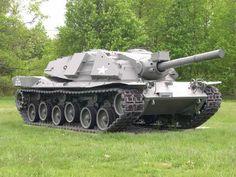 American Tanks | American-German XB-70 tank prototype