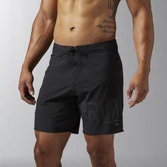 Reebok - Reebok CrossFit Super Nasty Hero Board Short Shorts De Gym Homme 30aa9109549