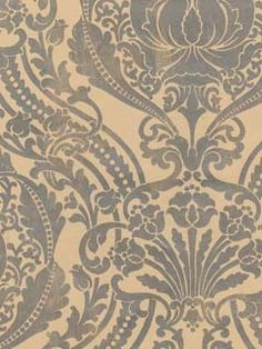 DS106723 - Wallpaper | DAMASK STRIPES & TOILE LIBRARY BOOK