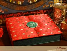 Luxury Invitations for a Royal Indian Wedding