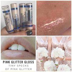 Jazz up any LipSense color with this Pink Glitter Gloss! Tiny specks of pink glitter makes lips happy! Senegence ID 223695 Lipsense Pinks, Lipsense Lip Colors, Lipsense Kit, Gloss Lipsense, Glitter Gloss, Pink Glitter, Senegence Makeup, Senegence Products, Long Lasting Lip Color