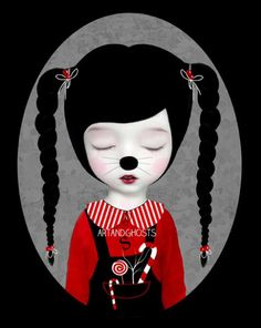 Sweets  ~  Louise Robinson (aka Art and Ghosts)