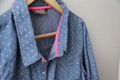 * Le cas de la chemise en jean * – Le blog mode de Stéphanie Zwicky
