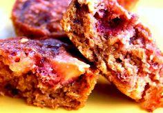 schrute farms: mose's apple-beet muffins Recipe.
