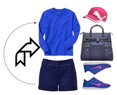 """""""Henri Bendel Jetsetter Backpack"""" by thestyleartisan ❤ liked on Polyvore"""