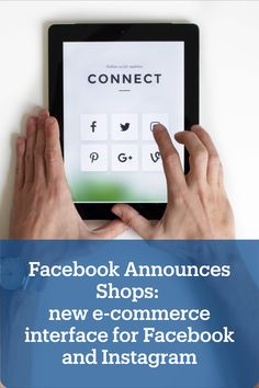 The new Facebook Shops will allow small businesses to sell directly from their Facebook page and Instagram profile without investing time and money in building an e-commerce site. How exactly will it work, and who will be able to join this new platform? This article breaks it down. About Facebook, I Site, New Shop, Small Businesses, Ecommerce, Digital Marketing, Investing, Join, Shops