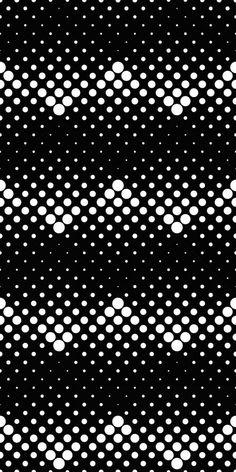 Dot Patterns, Graphic Patterns, Textile Patterns, Monochrome Pattern, Black White Pattern, 3d Texture, Texture Design, Circle Pattern, Pattern Art