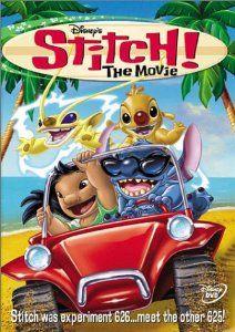 disney dvd cover stitch the movie Disney Films, Dvd Disney, Disney Wiki, Lilo Ve Stitch, Stitch Movie, Stitch 2, Film Pixar, Pixar Movies, Walt Disney Pictures