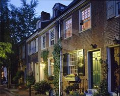 Philadelphia Row Home one of my favorite places