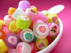 My grandma always had this candy at Christmas time! What is with grandmas and hard candy? Pastel Candy, Colorful Candy, Candy Colors, Japanese Candy, Japanese Sweets, Hard Candy, Noel Christmas, Christmas Candy, Holiday Candy